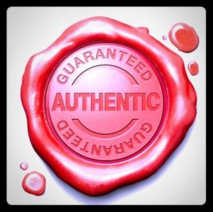 Only Authentic Items